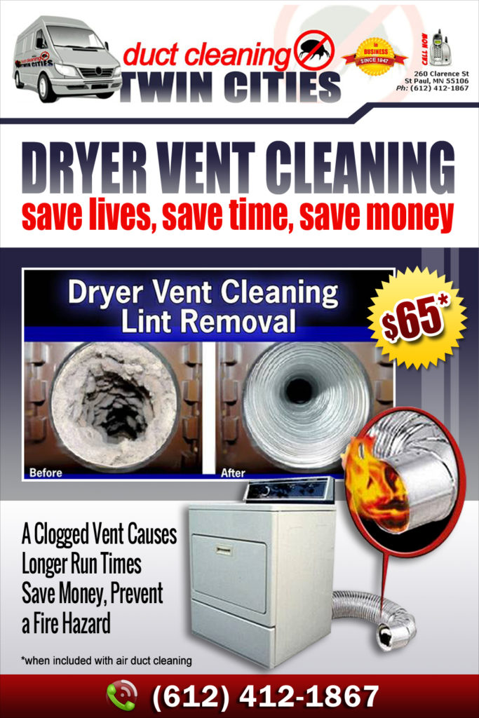 Dryer Vent Cleaning Price