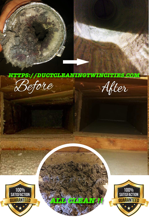 Home Duct Cleaning Twin Cities